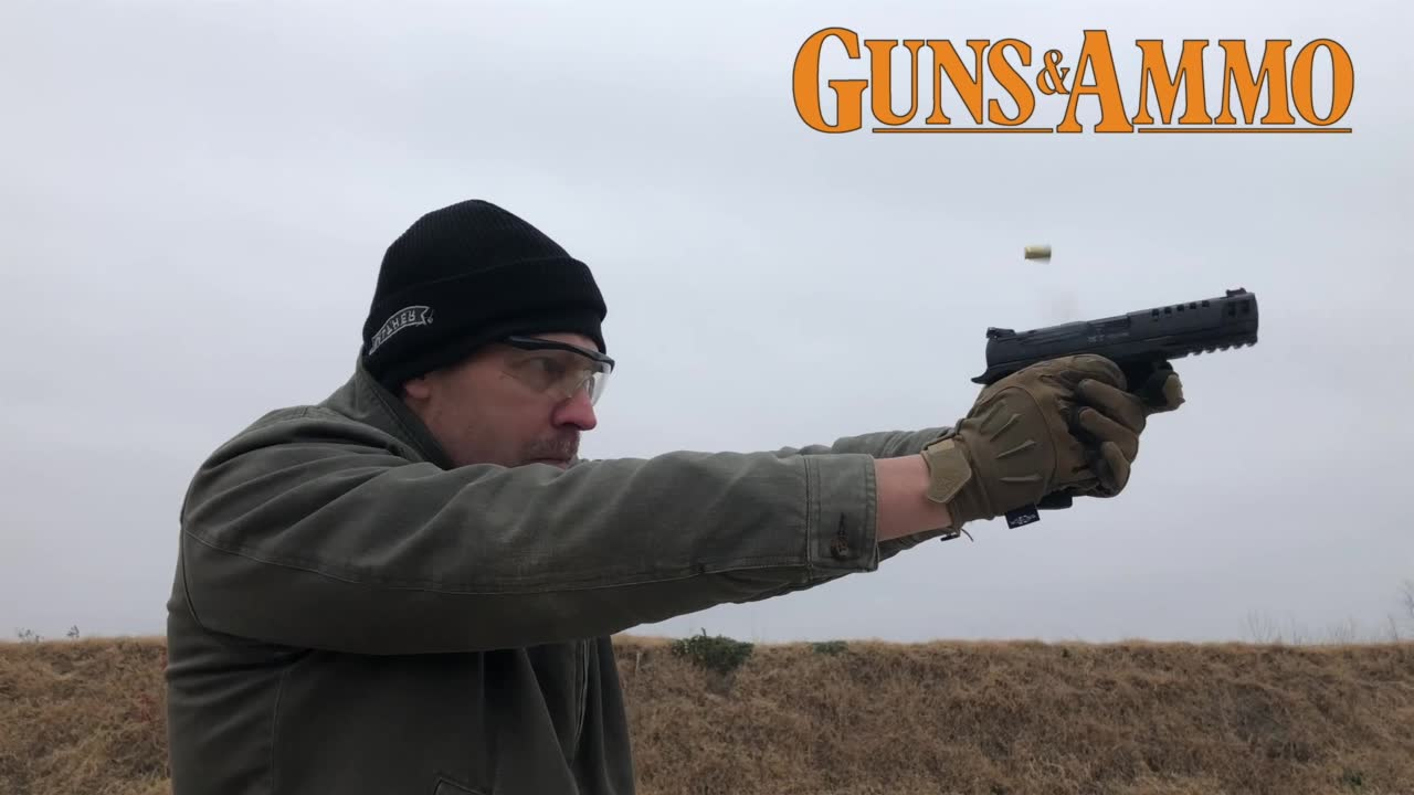 first look walther q5 match sf guns and ammo