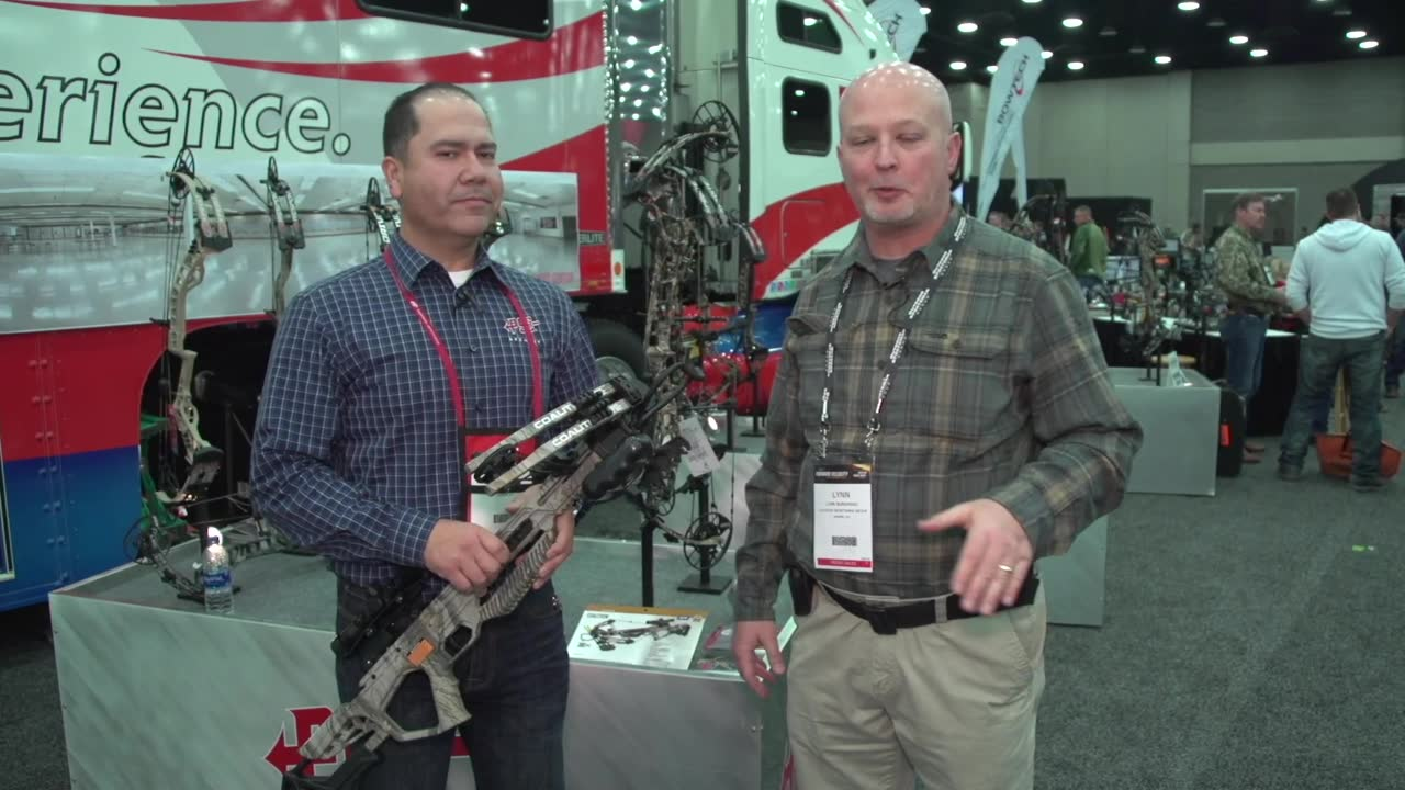 First Look: PSE Archery Coalition Crossbow