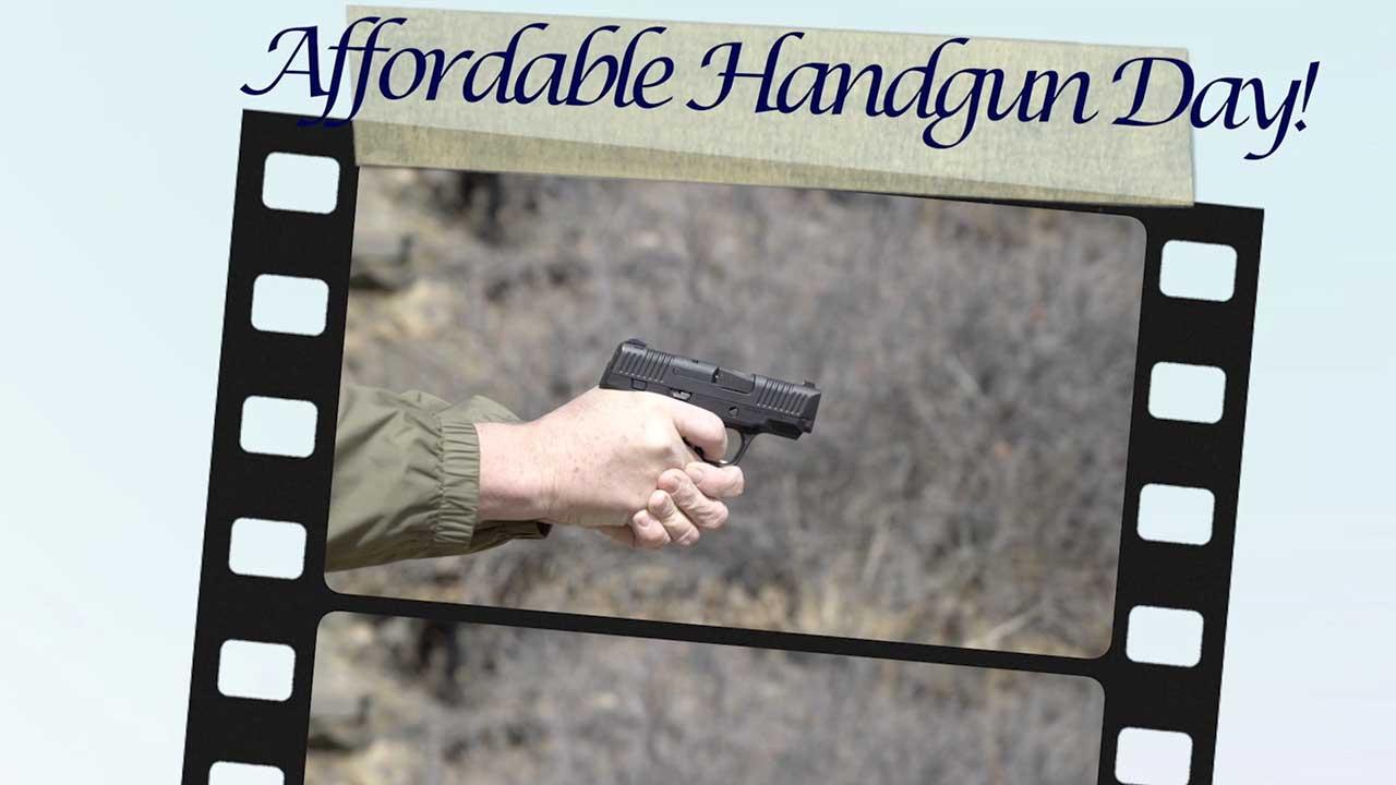 Affordable Handguns - Sportsman Channel