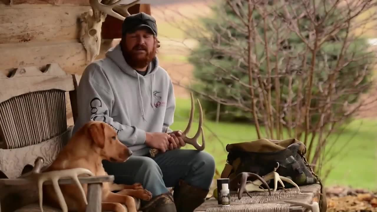 Jeremy Moore discusses ways to maximize the power of your deer dog's nose.