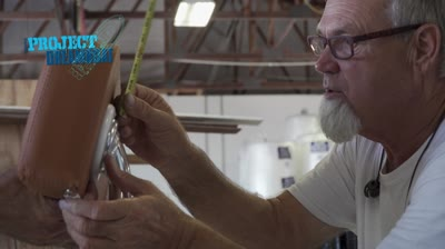 In the eighth episode of the sixth season of Florida Sportsman Project Dreamboat, the fabrication experts at Birdsall Marine install a custom leaning post backrest on a classic 20 Seacraft, FS Boating Editor George LaBonte joins Josh Whitichar aboard his tricked-out 22 Offshore, the fiberglass masters at Wildfire Marine demonstrate properly repairing damaged gelcoat and the TRB Customs crew finalizes and splashes their latest custom skiff project.