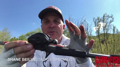 Increase a lure's effectiveness by pairing it with the ideal reel speed.