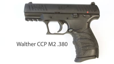 The Walther CCP M2 in .380 is one of the great all-around defensive pistols on the market, and the fact that it is so easy to operate and shoot makes it a great all-around gun for just about anybody.