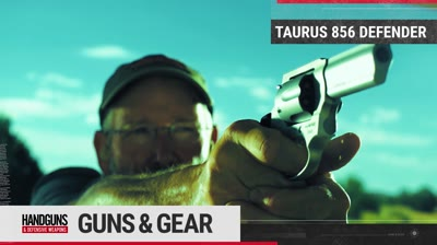 Scott Rupp reviews the Taurus 856 Defender, a fine revolver with a variety of enjoyable features.