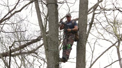Go farther, hunt deeper, and trek lighter while enjoying all-day comfort with the newest tree saddle hunting gear and tactics.