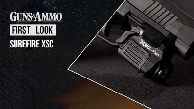 Small, lightweight and purpose-built for sub-compact carry guns, Surefire's XSC pistol light takes on EDC illumination segment.