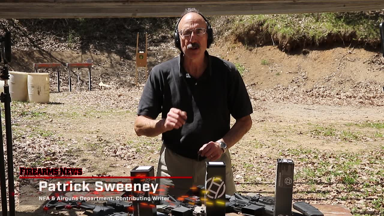 Patrick Sweeney tests and reviews a trio of Gemtech suppressors.