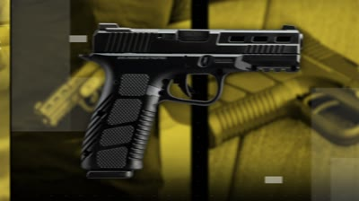 Rock Island Armory Imports has announced the addition of the STK100 striker-fired 9mm pistol to its long line of 2021 product introductions.