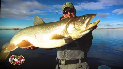 A look at some of Canada's best waters for giant lake trout.