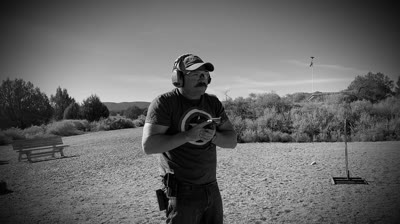 Jeremy Stafford traveled to Gunsite Academy to compare the speed of stock sights against express, three-dot, suppressor-height and red-dot sights.