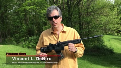 Firearms News Issue #13 — Ruger Mini-14