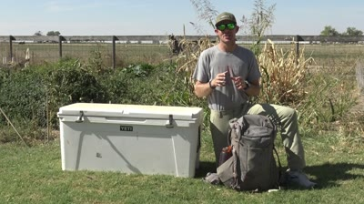 What's in your pack can make or break an all-day go in the whitetail woods. Here's some key items to bring along.