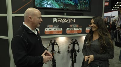 The new Ravin R29X Crossbow includes everything you need for blistering speed (450 FPS!) and deadly downrange accuracy (3-inch group at 100 yards).