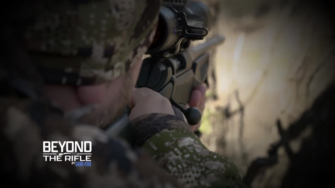 If there is one thing that can make a hunter a better shooter, it's a better trigger. Triggers with heavy pull weights, and excessive creep and overtravel can ruin a shot—and a day—in the deer woods. The Lupo's trigger is designed to help hunters place their shots accurately. Let's look at the details on episode nine of Beyond the Rifle.