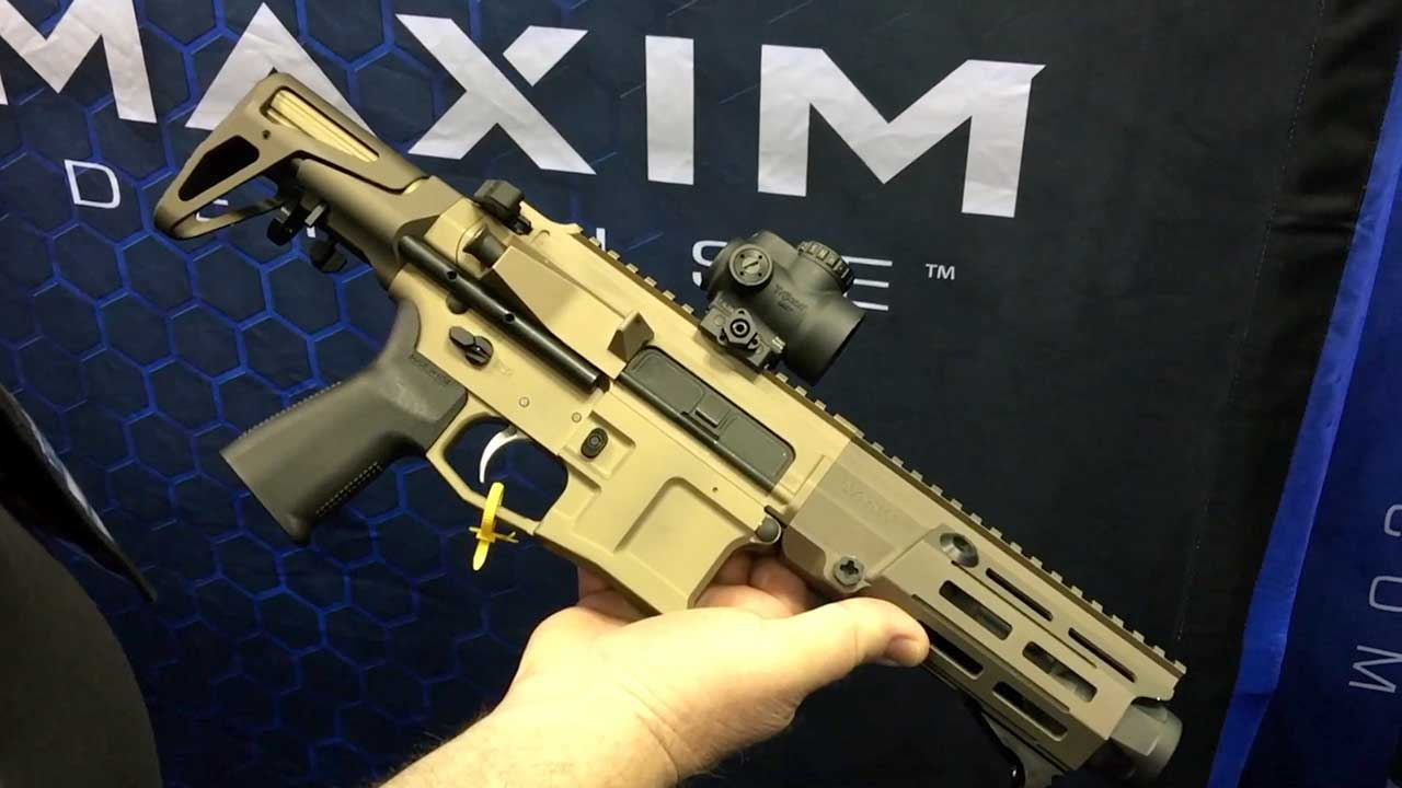 NRA Show Report Part 1