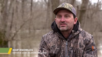 Running the Gun: The new Browning Maxus ll with extended mag tube spells 12-gauge doom for snow geese.