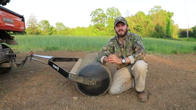 Haynes Shelton debunks the common belief that you must have big, fancy equipment to plant food plots. That's simply not the case; he's how to plan and plant food plots on a budget with small equipment.