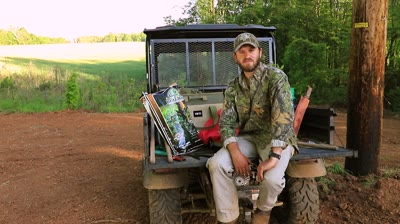Haynes Shelton talks about how to deal with problems and issues you will likely encounter when planning and planting food plots for wildlife. It's all about managing expectations.