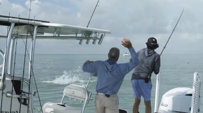 Sam Atwell meets up with Captain Mark Krowka in Florida Bay for a day of excitement and discuss the lack of freshwater making its way into Florida Bay.