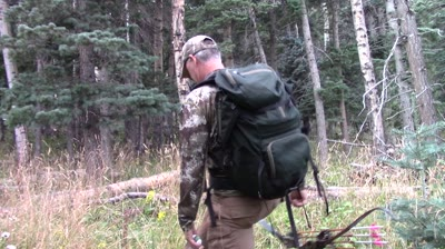 After a rough antelope season, Fred and the guides at Fulldraw Outfitters celebrate some success during archery elk season.