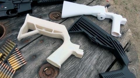 Shoot Your AR-15 Faster Than Ever With a Slide Fire Stock