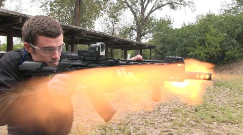 At the Range: Krebs Custom OP-14