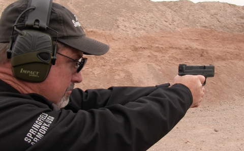 Springfield Armory XD Mod  2 Sub-Compact Now in  45 ACP