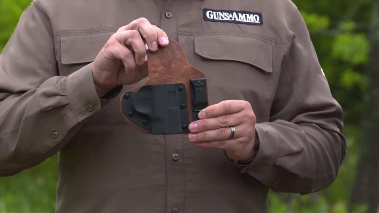 Starting from Scratch: Crossbreed Holsters